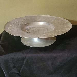 Silver Color Lazy Susan